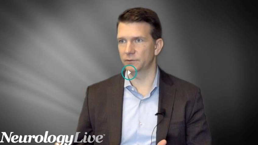Aquestive's Daniel Barber discusses diazepam buccal film